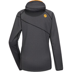 PYUA Albedo Hooded Damen grey melange